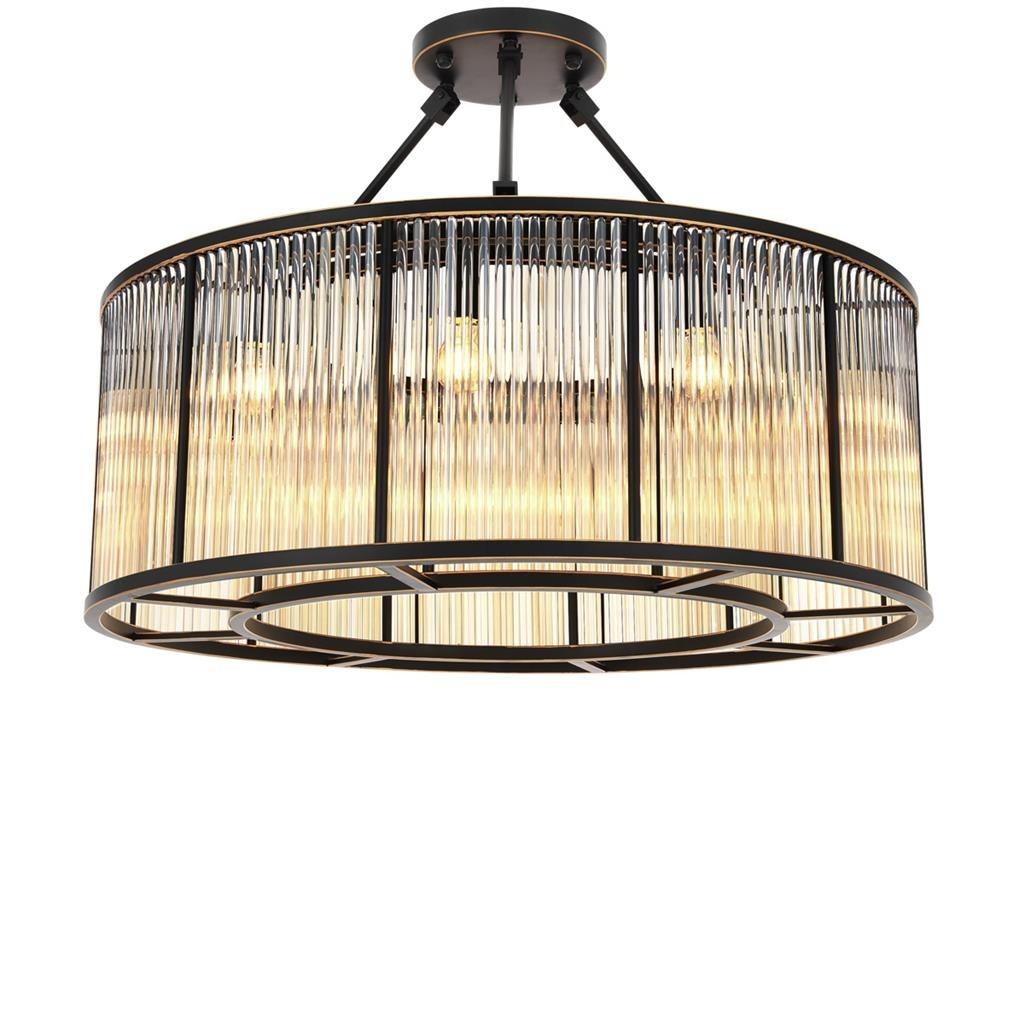 Bernardi Bronze Ceiling Lamp Shop Now