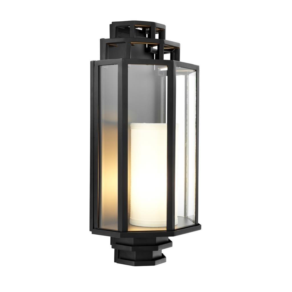 Monticello Black Wall Lamp