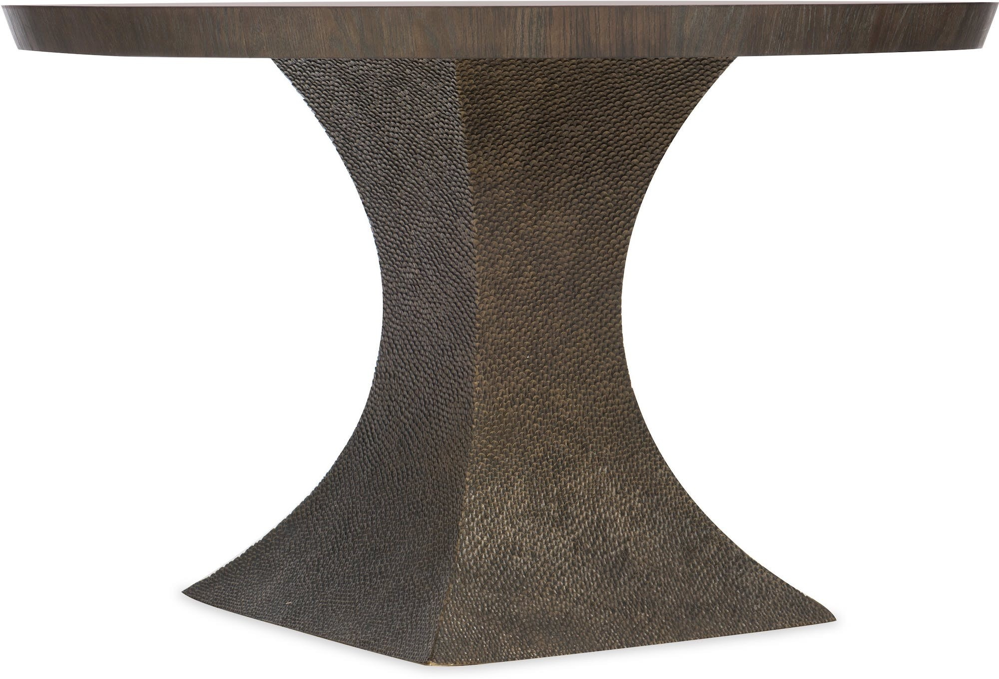 Aventura Greco Small Round Dining Table