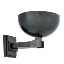 Haussman Bronze Wall Lamp