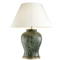 CYRUS TABLE LAMP GREEN