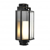 Monticello Black Wall Lamp