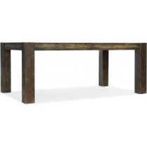 Crafted Rectangle Dining Table