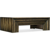 Crafted Rectangle Coffee Table