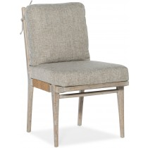 Amani Grey Upholstered Dining Chair