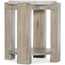 Amani Round Side Table