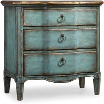 Accents Turquoise Chest