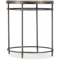 St. Armand Round Side Table