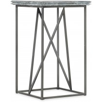 Besties Stone-Metal SideTable
