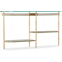 Well Balanced Console Table