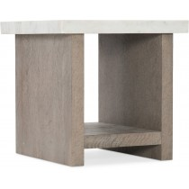 Miramar Carmel Lorrain Square Side Table