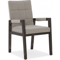 Aventura Cupertino Dining Arm Chair
