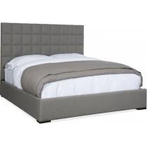 Aventura Moreno Queen Box Tufted Bed