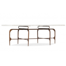Skinny Rectangle Coffee Table