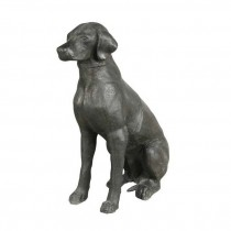 Labrador Bronze Statue