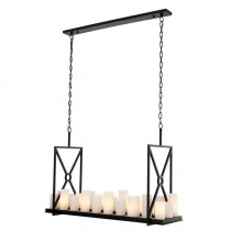 Eichholtz COMMODORE CHANDELIER BLACK