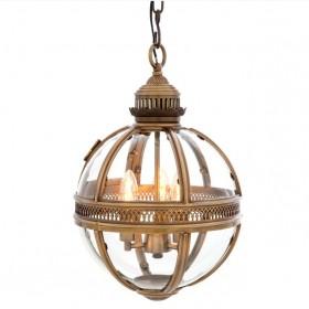 Residential Small Brass Lantern