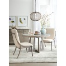 Affinity Round Pedestal Dining Table room