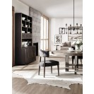Curata Small Round Dining Table dining angle